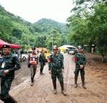 Подростки Застряли В Пещерах Таиланда-3