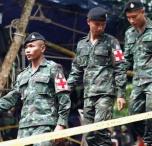 Подростки Застряли В Пещерах Таиланда-5