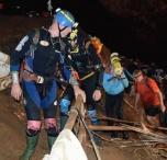 Подростки Застряли В Пещерах Таиланда-9