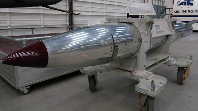 США сообщили об удачных испытаниях управляемой атомной бомбы