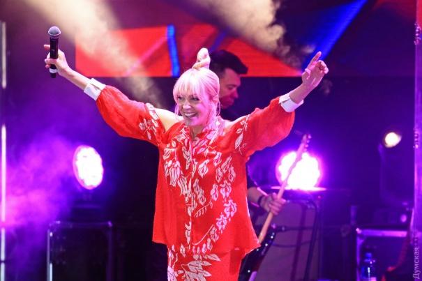 «Я туда не поеду»: Лайма Вайкуле в Одессе высказалась о Крыме, фото-2