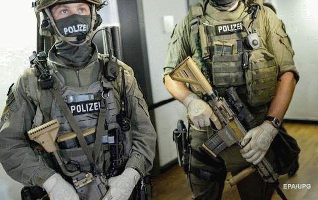 ВГермании раскрыли заговор военных, планировавших политические убийства