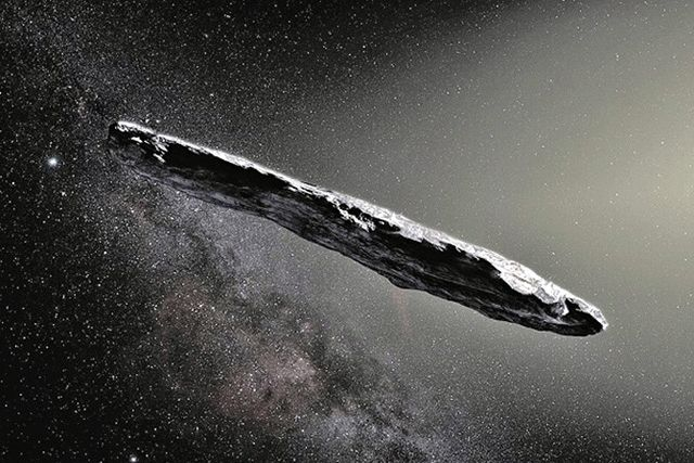 Ученые назвали таинственный  астероид инопланетным зондом