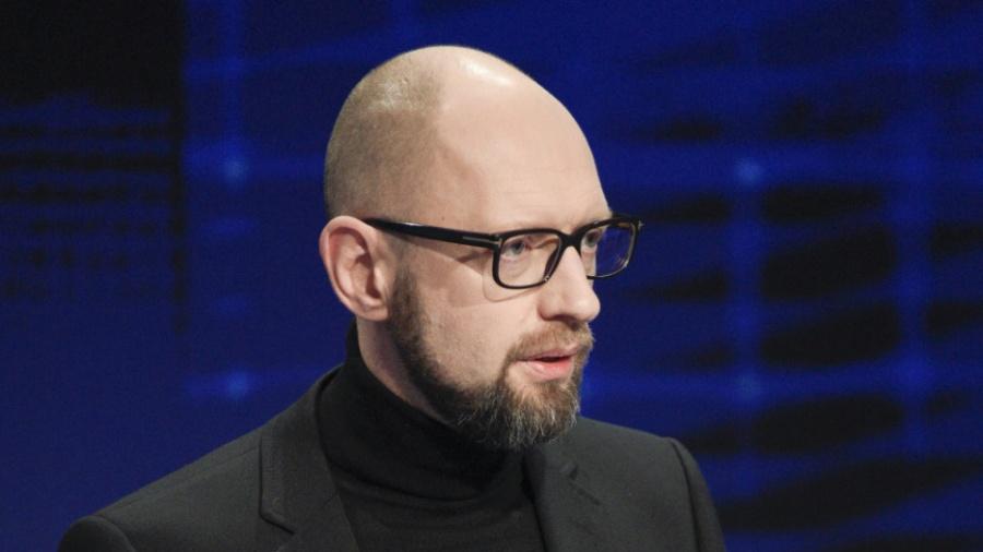 Яценюк будет кандидатом впрезиденты от«Народного фронта»