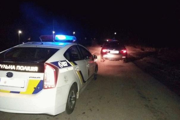 В Виннице пьяным за рулем задержали оперуполномоченного угрозыска, фото-1