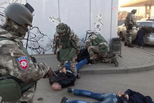 На Винничине бойцы КОРДа задержали банду рекетиров (фото), фото-1