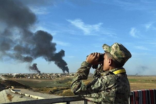 В Сирии уничтожена ракетная база россиян вместе с ракетными установками