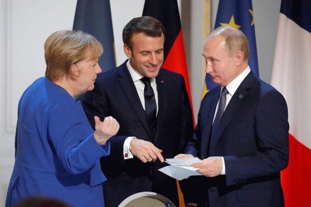 Германия и Франция сделали заявление из-за эскалации на Донбассе