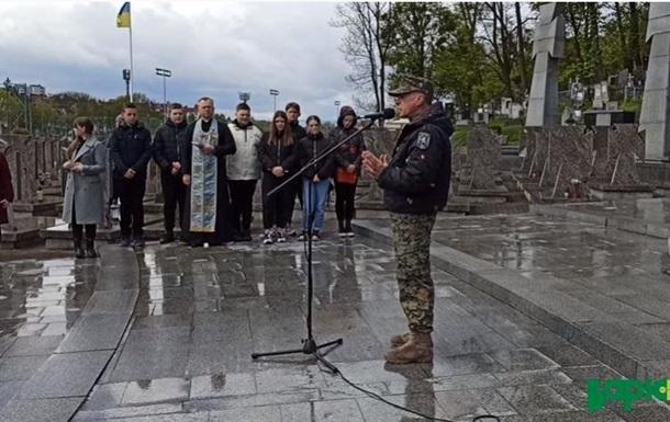 Во Львове последователи дивизии СС «Галичина» анонсировали марши по Москве и Донецку